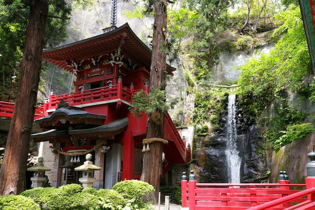 Nakano Fudouson Dainichido hall