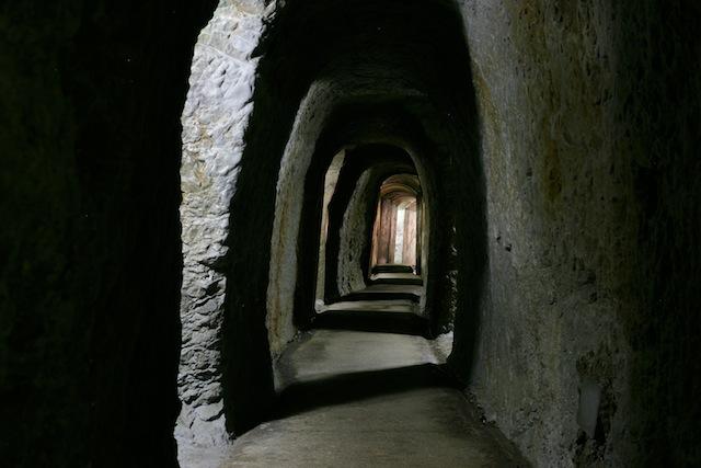 Nakano Fudouson Caves